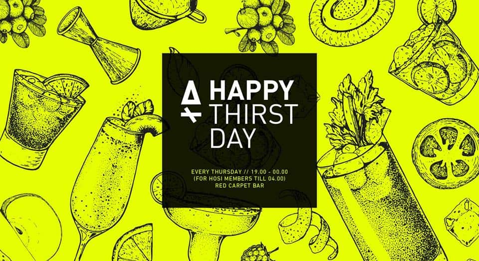 Happy Thirst Day