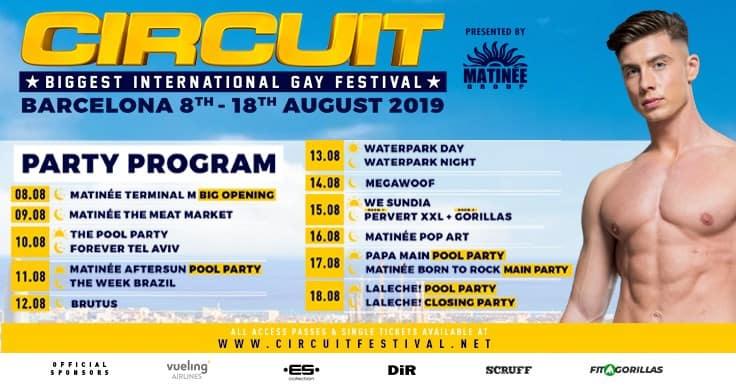 Circuit Festival 2019 - Official Event