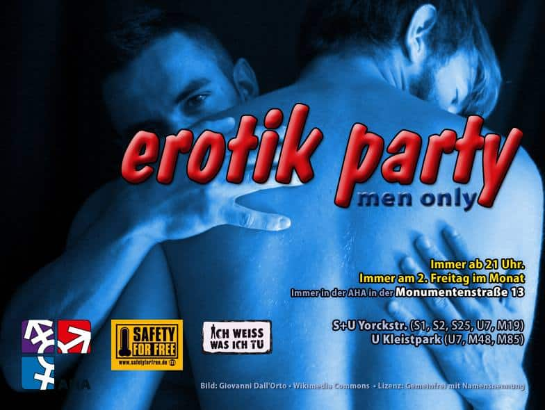 Party erotik Your Lust